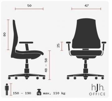 HJH Office RACER PRO I Bürostuhl