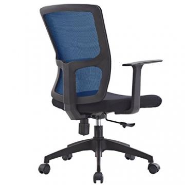 JLSun Bürostuhl Schreibtischstuhl