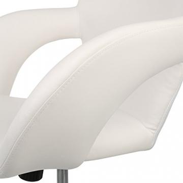 TRESKO Design Rollhocker Arbeitshocker