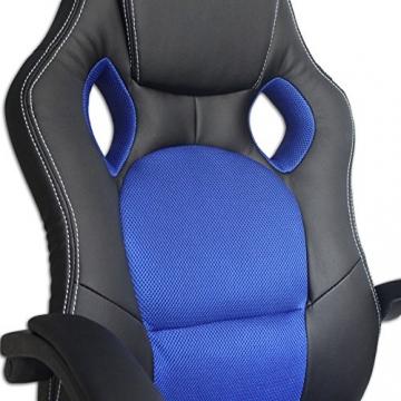 HG®Racing Stuhl Bürostuhl Komfort