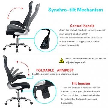 Hoch Rücken Bürostuhl